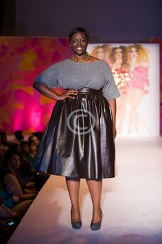 Full Figured Fashion Week™ Indie Designer Spotlight: JIBRI http://www.etsy.com/shop/jibrionline