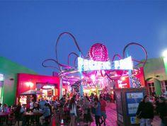 Los Angeles - Santa Monica - Pacific Park Pier Santa Monica, Park Photography, Fair Grounds, Fun, Travel, Parks, Places, Viajes, Destinations