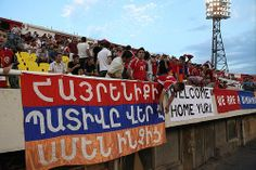 Armenian National Team Supporters