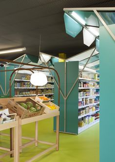 Mini M Grocery | Toulouse University, France