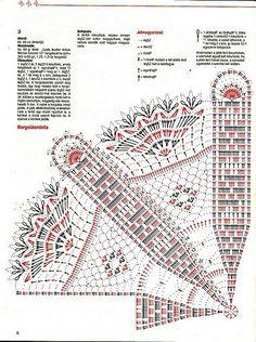 Kira scheme crochet: Scheme crochet no. 1044