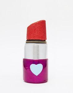 Skinnydip - Girl Gang - Astuccio portamatite a forma rossetto