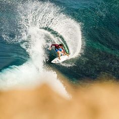 Pat Curren. #RipCurl Photo: @hampositive