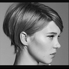 Image result for short french bob bangs