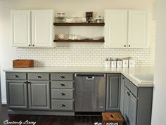 Cement Countertops by Creatively Living