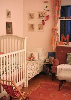 baby and toddler bed - will do in our small home