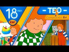 TEO | Colección 08 (Vuelta al cole) | Episodios completos para niños | 18 minutos - YouTube