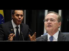Ataídes Oliveira destroça Renan e a esquerda contra golpe no Senado