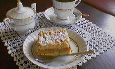 bardzo bardzo łatwa Szarlotka z kwaśnych jabłek z kruszonką Tart, French Toast, Pie, Polish, Bread, Cakes, Breakfast, Food, Kuchen