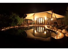 Suite in a Tent in the desert - Al Maha Dubai