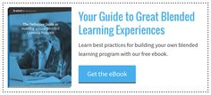 The Definitive Guide to Building a Great Blended Learning Program: http://t.sch.gy/S03R30739UI via Schoology #edtech #LMS #blendedlearning