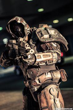 Spartan : Halo Reach