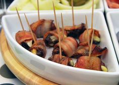 Blue Cheese Stuffed Bacon-Wrapped Dates... The author even mentions Firefly in Vegas, can't wait to try them :)