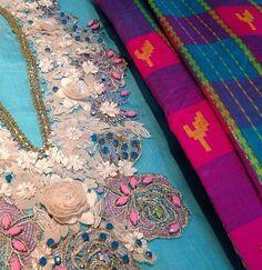 Baju bodo + sarung sutera Makassar, Modern Traditional, Kebaya, Ikat, Pretty Dresses, Ethnic, Projects To Try, Weaving, Women's Fashion