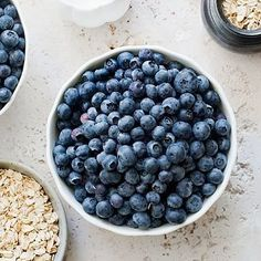 Get smart about stress-eating. Skip the chips and fill up on these 12 potentially anxiety-reducing superfoods, like blueberries, instead!   Health.com