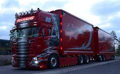 Scania, TRUCK