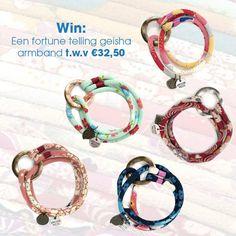 Feel good jewelry, met zorg vervaardigde geluksbrengers gemaakt van duurzame materialen door maker Applepiepieces http://applepiepieces.markita.nl/         Deze week kun je een geluksarmband winnen t.w.v. 32,50 door mee te doen met onze Like & Win-actie!  https://www.facebook.com/Markita.nl/app_636272646386909?ref=ts