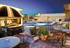 ¡Cuando regreses del casino, sube a la azotea de nuestro Hotel Marriott's Grand Chateau para darte un chapuzón! #LasVegas