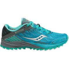 Saucony Peregrine 4 Trail-Running Shoes - Women's