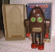 Thunder Robot