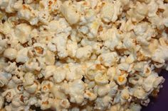 Marshmallow popcorn--- easy sweet treat---