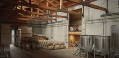 winery architecture - Google Search