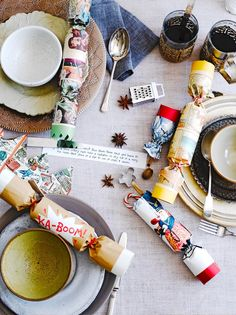 How to make homemade Christmas crackers | Jamie Oliver | Features