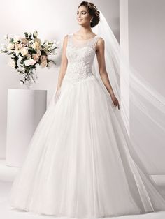 Agnes Bridal Dream Brautkleider 2016 | ms Bildergalerie - Modell 15232 by AGNES BRIDAL DREAM