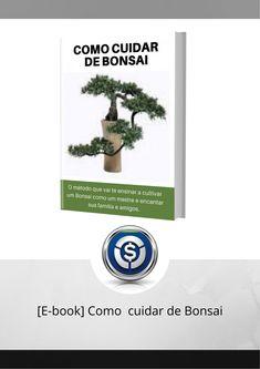 Como cuidar de bonsai em casa ou no apartamento mesmo sem nenhuma experiência com plantas. Bonsai, Planting Seeds, Products, Home, Growing Up, Plants, String Garden