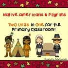 Teaching about Native Americans and Pilgrims in your classroom will be easy, informative and SUPER fun with this pack!  This Unit includes:  ** Nat...