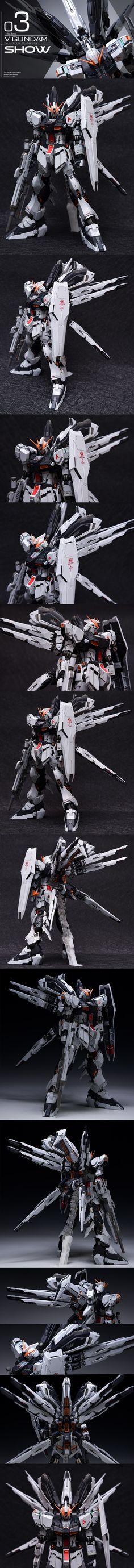Gunpla Custom, Custom Gundam, Vintage Robots, Sci Fi Models, Gundam Model, Mobile Suit, Plastic Models, Artwork, Toys