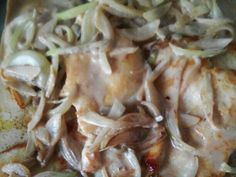 Imagem da receita Filé de frango grelhado ao molho shoyu My Favorite Food, Favorite Recipes, Cooking Recipes, Healthy Recipes, Carne, Cabbage, Chicken, Vegetables, Foods