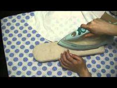 Как правильно утюжить во время шитья