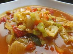 the Best Ideas for Cabbage soup Recipe . Cabbage soup Diet Recipe – Sam Likes It Hot Cabbage Soup Diet Reviews, Cabbage Soup Recipes, Diet Soup Recipes, Healthy Recipes, 7 Day Cabbage Soup Diet Recipe, 7 Day Soup Diet, Smoothie Recipes, Nutribullet Recipes, Shake Recipes