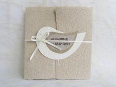 Place Cards, Place Card Holders, Etsy, Beige, Paper, Baby Delivery, Sparrows, Cards