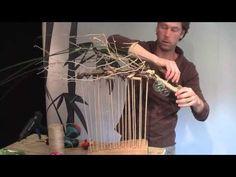 Bloemstuk met vaasjes op hoogte (Groei & Bloei) - YouTube