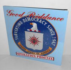 GOOD RIDDANCE operation phoenix LP Vinyl Record , SEALED , fat wreck chords #PUNK #punkPunkNewWave