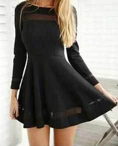 109 f black dresses inspired