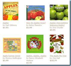 Apple Themed Books