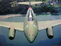 Messerschmitt ME 262 Schwalbe (Swallow) Flying replica. Ww2 Aircraft, Fighter Aircraft, Military Aircraft, Luftwaffe, Fighter Pilot, Fighter Jets, Me262, Messerschmitt Me 262, Ww2 Planes