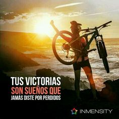Tus victorias son sueños que jamas diste por perdidos #Running #Motivación #Inspiración