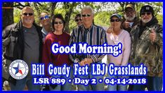 Day 2 Good Morning LBJ Grasslands YouTuber Meet Up • 04-14-2018