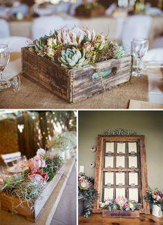 Flores de boda: la protea