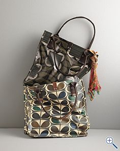 bb6bf5245d great colors in new orla kiely bags
