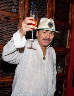 Santana launches Supernatural Rosé Wine at Mandalay Bay Resort & Casino in Las Vegas