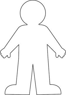 Body outline printable for use in units on all about me and people in Fall.Child Body Outline Cake Ideas and Designs - Clipart library - ClipArtall about me activities for toddlers - Saferbrowser Yahoo Image Search Resultshuman body outline for Cycle All About Me Preschool Theme, All About Me Crafts, All About Me Activities For Toddlers, All About Me Art, Preschool Classroom, In Kindergarten, Preschool Crafts, Kid Crafts, Toddler Crafts