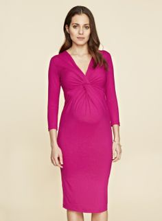 Somerton Maternity Dress Isabella Oliver sale