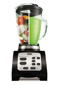Brought to you by the #1 Blender brand. A blender that's anything but basic. Your life isn't basic. Your blender shouldn't be either. With this Oster blender you don't have to sacrifice quality for simplicity. The 6-cup glass jar is dishwasher safe and has been Thermal Shock tested so you can... - http://kitchen-dining.bestselleroutlet.net/product-review-for-oster-brly07-b-600-watt-7-speed-fusion-blender-black/