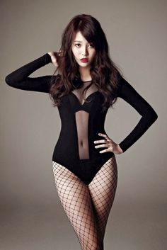 Yura Girl's Day Something Concept Photo