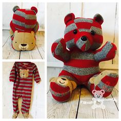 bf1ec9dfbd8 5 Sentimental First Birthday Gifts from Parents and Loved Ones. Custom  Teddy BearOnesie ...